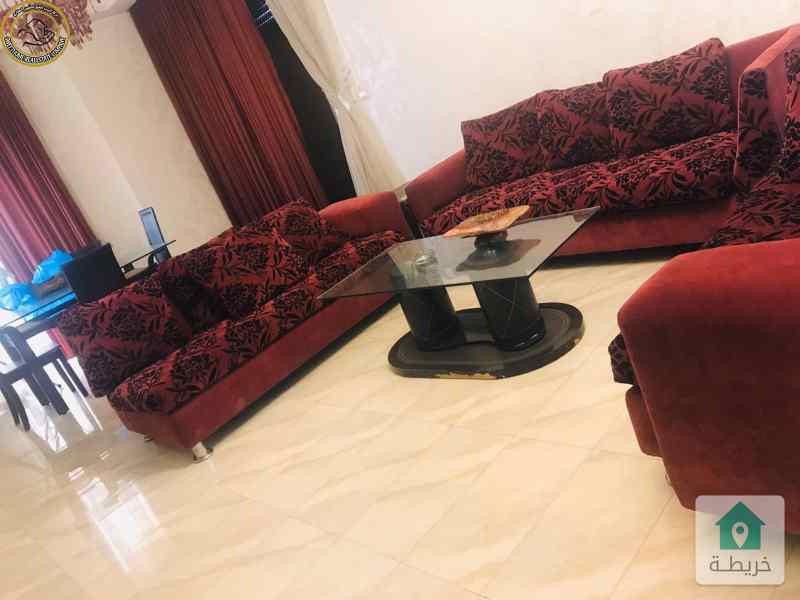 شقة مفروشة للبيع في الامير راشد طابق ثاني 140م