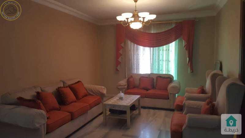 شقة مميزة للبيع في خلدا طابق ثالث 150م بسعر 77000.