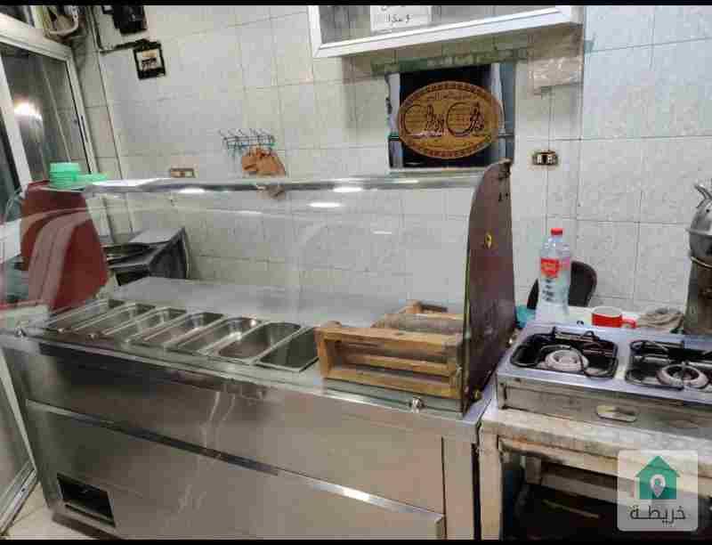 مطعم شعبي للبيع في الهاشمي الشمالي
