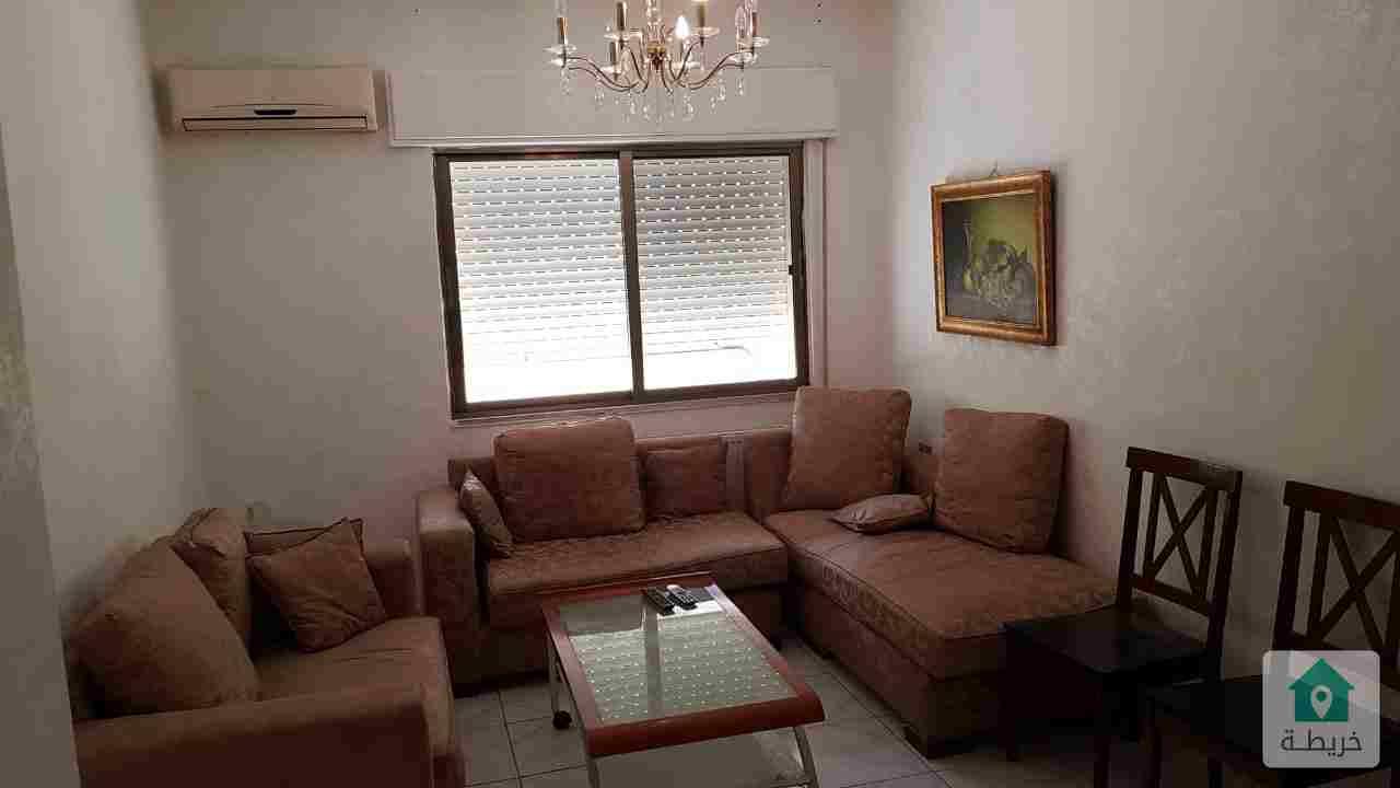 شقة مفروشة في منطقة تلاع العلي للبيع