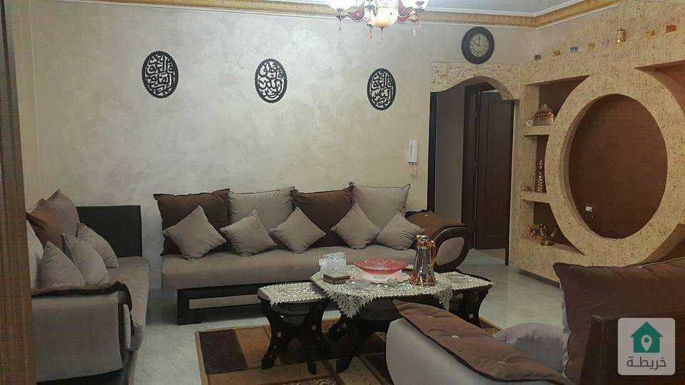 شقة سوبر ديلوكس للبيع في اجمل مواقع جبل طارق قرب الخدمات ومنطقة هادئة وراقية