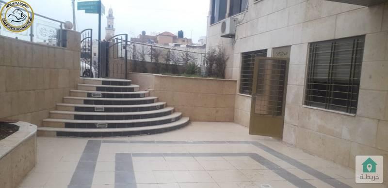 شقة مميزة للبيع في خلدا 190م مع حديقةوترسات 120م تشطيب سوبرديلوكس.