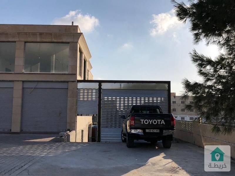 عمان - سحاب - شارع ٦٠- خلف التجمعات الصناعية