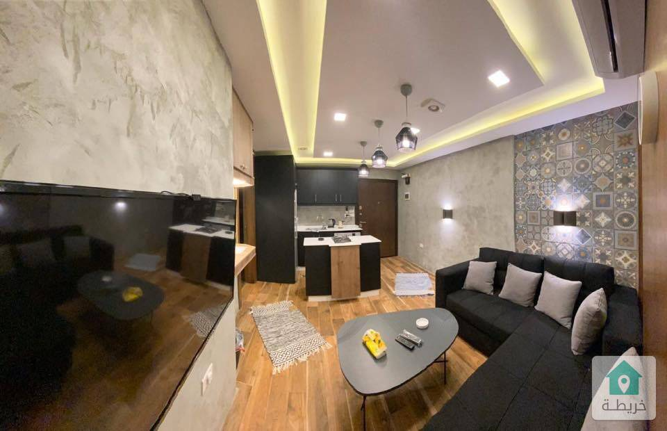 Furnished apartment for daily rent