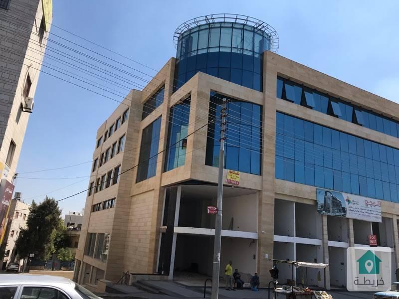 محلات تجاريه للايجار في افضل المواقع الحيويه في غرب عمان بيادر أدي السير