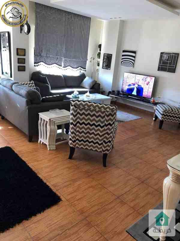 شقة فاخرة للبيع في تلاع العلي طابق ثاني 140م بسعر 78000