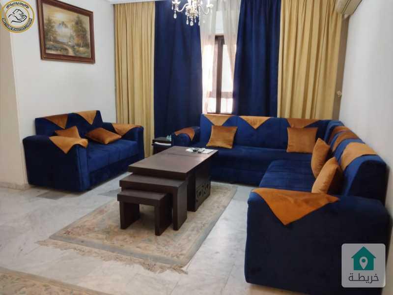 شقة مميزة للبيع في تلاع العلي طابق ثالث 165م بسعر 70000