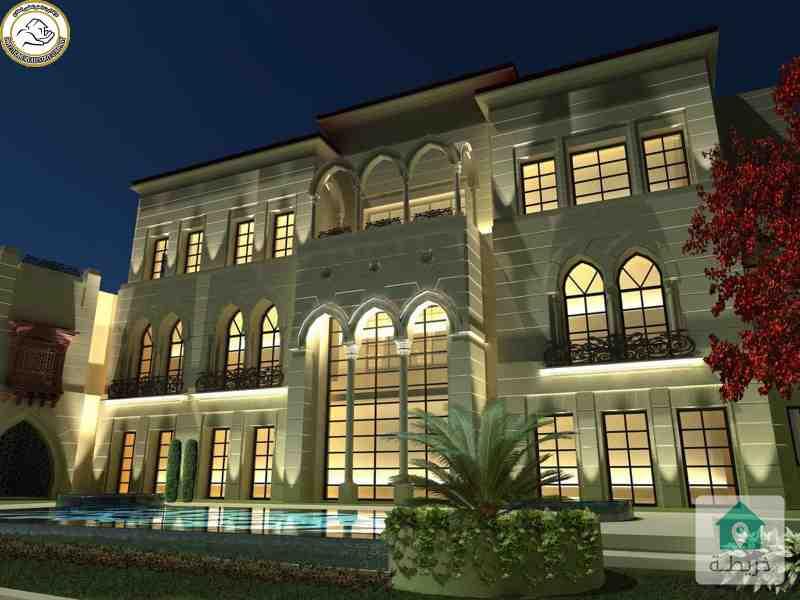 قصر فاخر للبيع في دابوق تحت التشطيب بسعر 1500000