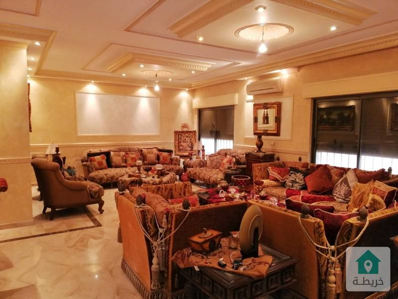 350 sqm Unfurnished apartment for sale in Amman