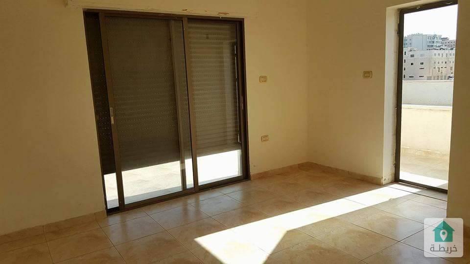 شقة للبيع طابق اخير مع روف في ضاحية الامير راشد