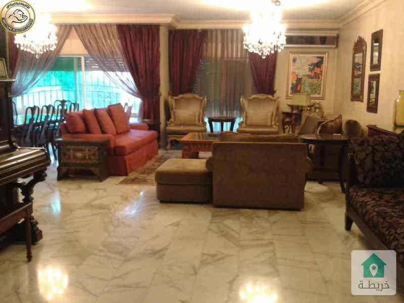 شقة مميزة للبيع في دير غبار طابق ثالث مع روف 450م بسعر مغري 230000