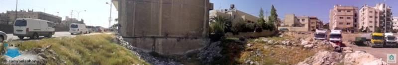 ارض تجاري للبيع في ابو علندا - نهاية طريق الحزام