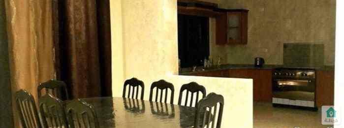 شقة مفروشه للإيجار في طبربور