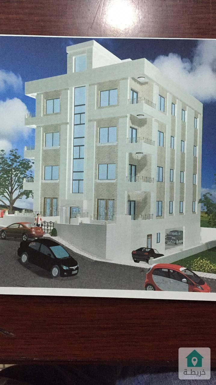 شقة جديدة معفاة في اجمل موقع في طبربور الميالة