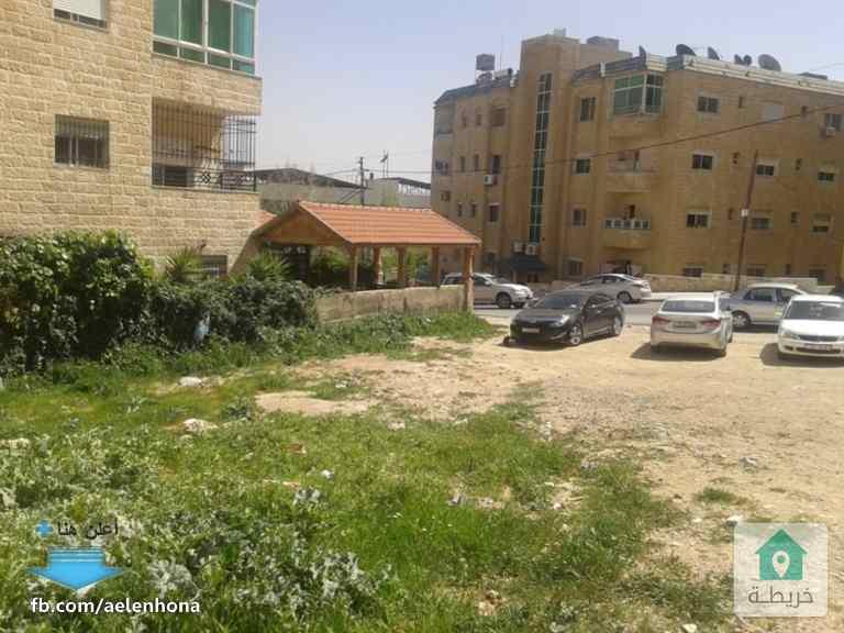ارض للبيع في عرجان - خلف مستشفى الاستقلال