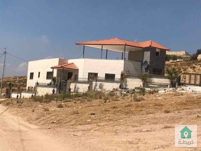 أرض في منطقة أبو نصير حوض إم بطمه  واصل جميع الخدمات