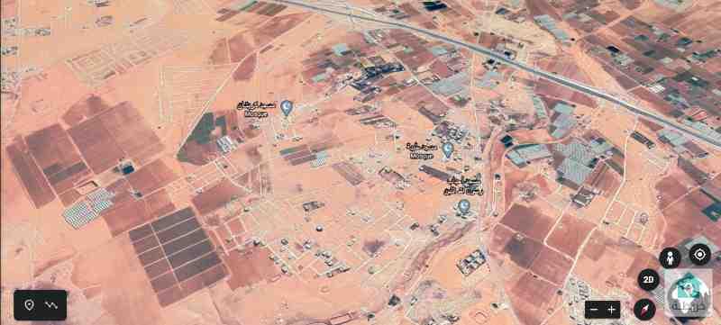 قطعة أرض مميزة للبيع في ابو دبوس (1213)