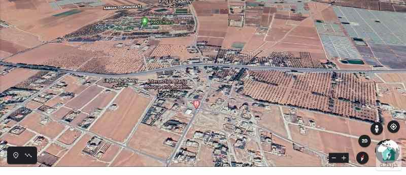 -1217- قطعة أرض سكنية مميزة للبيع في منجا