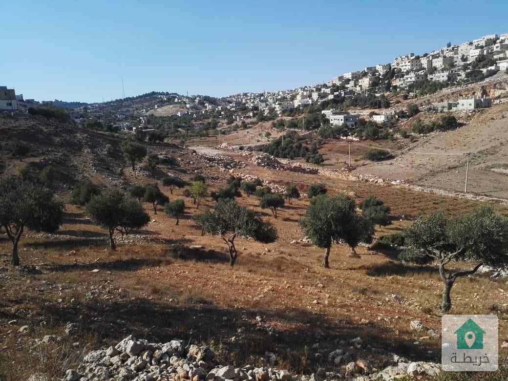 أرض للبيع او البدل على أرض في محافظة العاصمة عمان