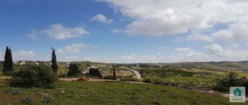 اخر قطعة ارض 787 م بالمشروع للبيع في منطقة ناعور حوض ام الغزلان