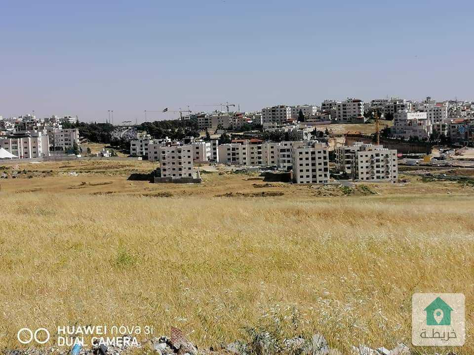 ارض للبيع حي الصحابة رجم عميش