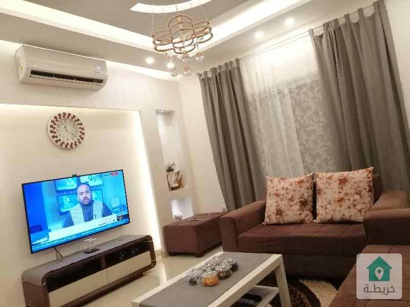 شقة للبيع في مرج الحمام ام السماق الجنوبي  او للبدل بشقة أخرى في مناطق غرب عمان