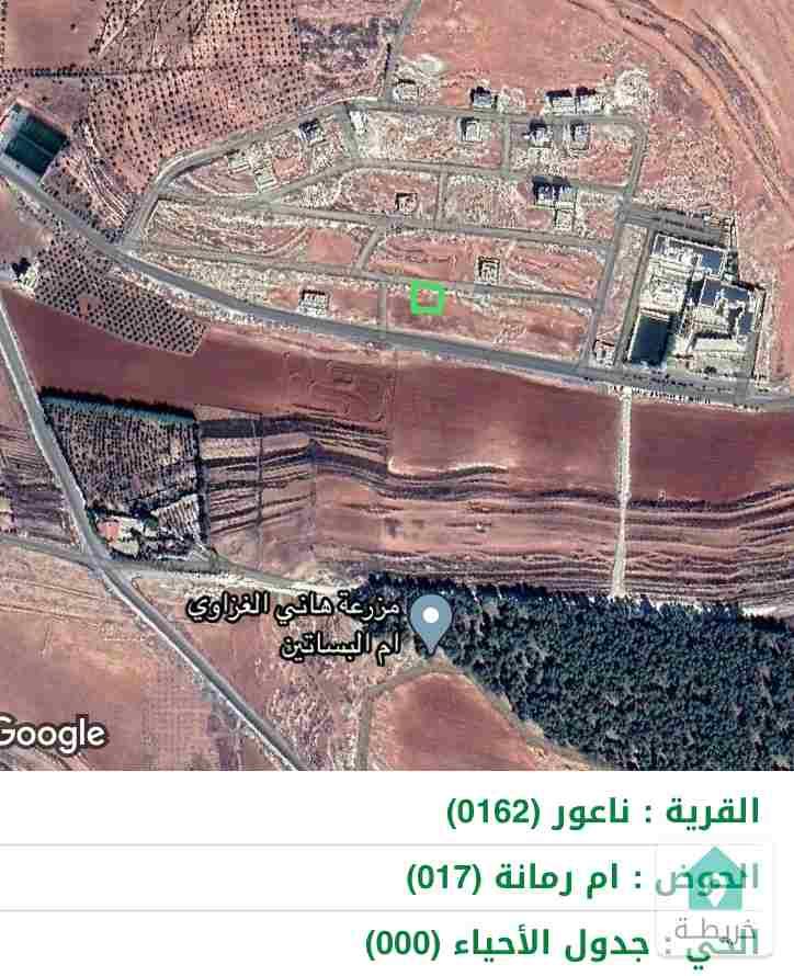 ارض للبيع خلف مدارس الشويفات ومنتزة عمان القومي