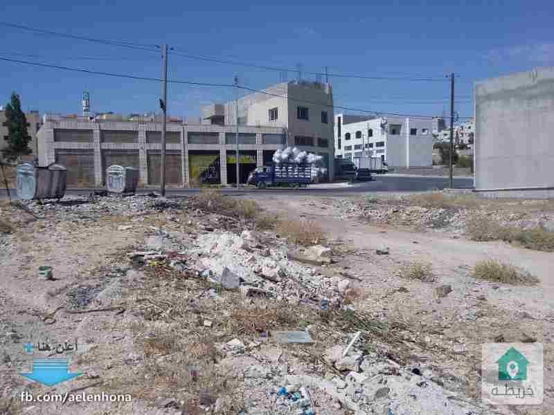 ارض للبيع في المقابلين/ أم قصير - قرب مسجد محفوظ الشوبكي