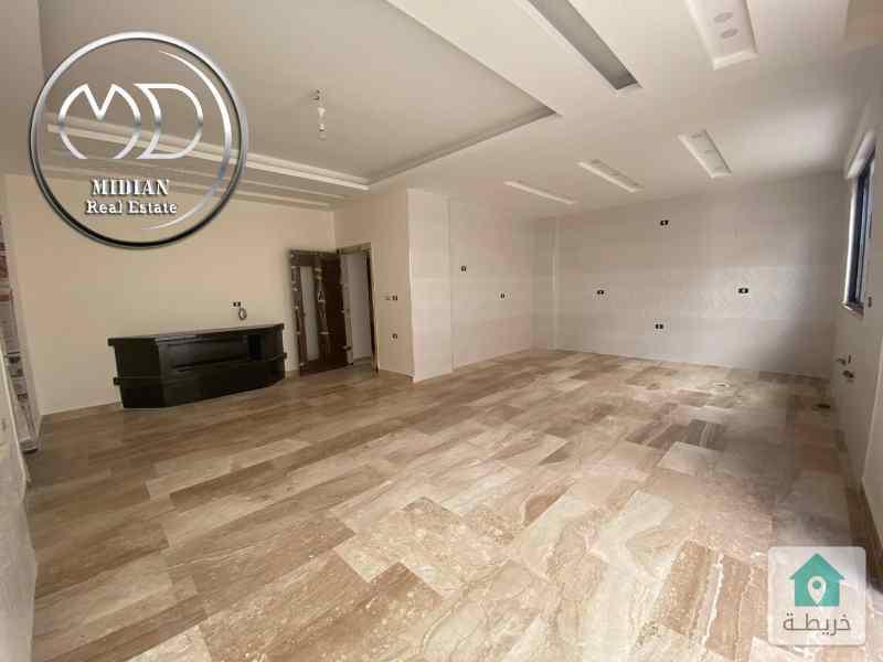 شقة اخير مع روف - جديدة للبيع - الامير راشد مساحة 255م تشطيبات فاخرة اطلالة رائعة -