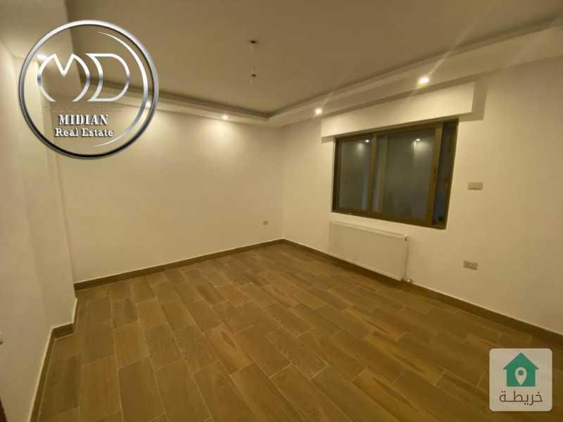 شقة ارضي جديده للبيع - الامير راشد قرب دوار البريد مساحة 150م - تشطيب سوبرديلوكس .