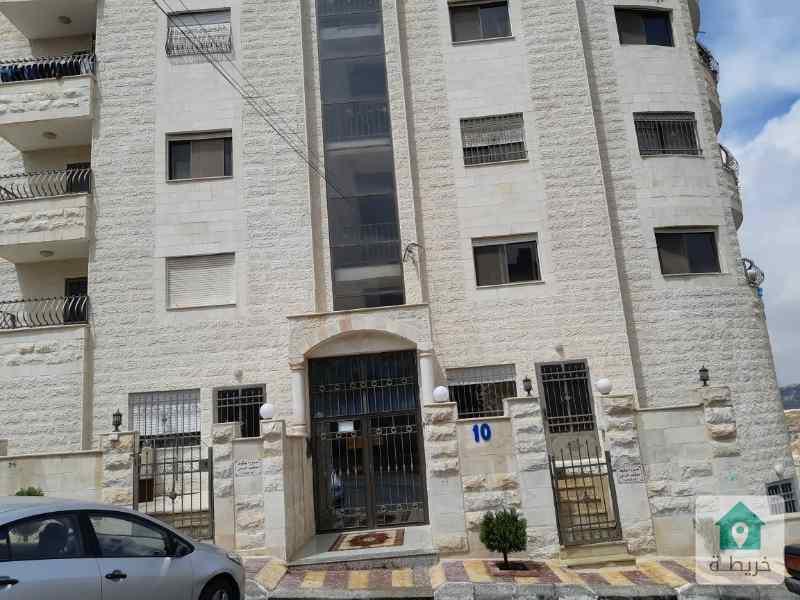 شقة باطلالة مميزة في طبربور ١٣٠ متر