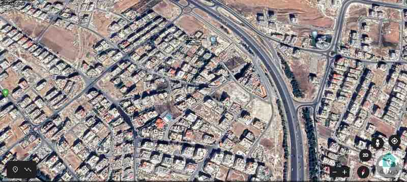 قطعة أرض سكنية في خربة سكا (1235)