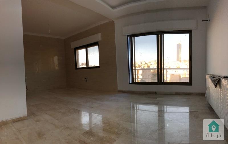 شقة 135م ط اول للبيع في اجمل مناطق الدوار السابع