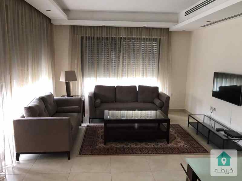 Premium Furnished apartment for rent Amman - Abdon