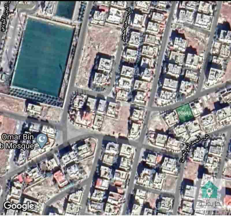 قطعة ارض مميزة سكن ج  عمان - اليادودة
