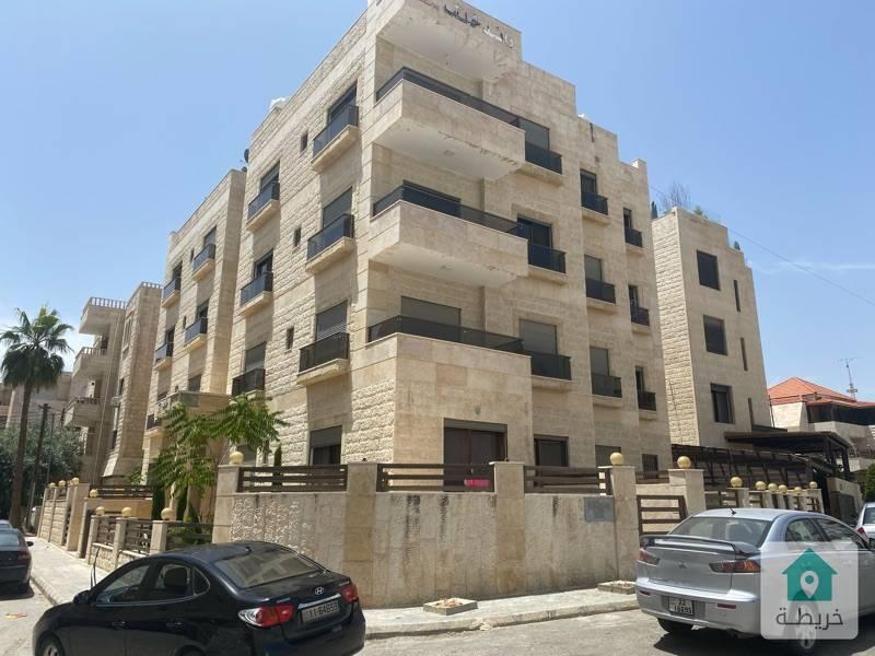 شقة مميزة للبيع او للايجار  عمان دوار الكيلو - خلف مطعم البرجر كينغ