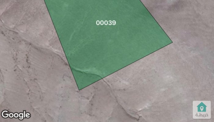 قطعة ارض استثمارية للبيع مع امكانية البدل  ابو الحصاني جنوب عمان