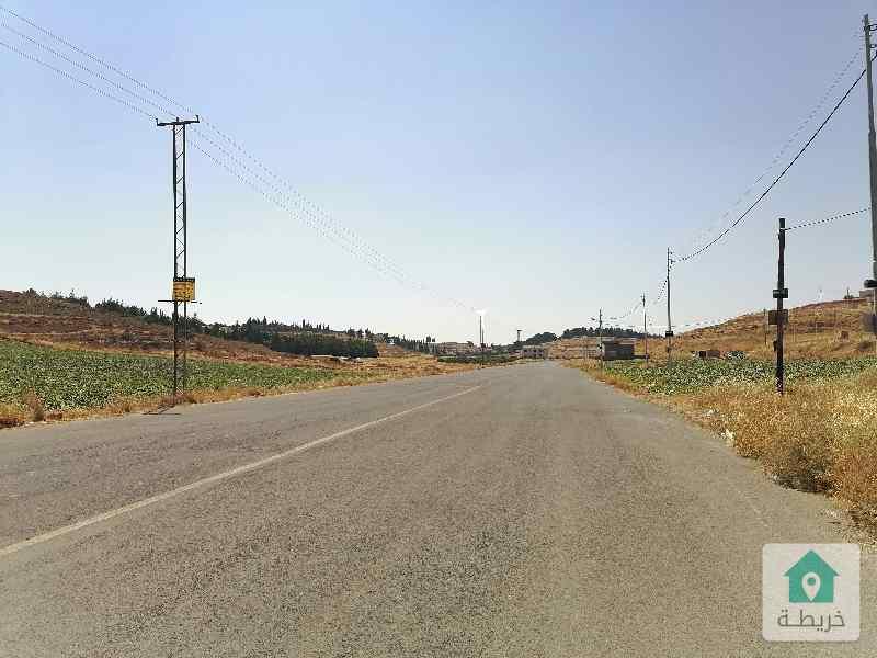 ارض للبيع ناعور اسكان المهندسين 508 متر