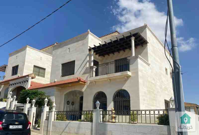 Luxury Furnished Villa for Sale  Amman - Naor Green Land Village