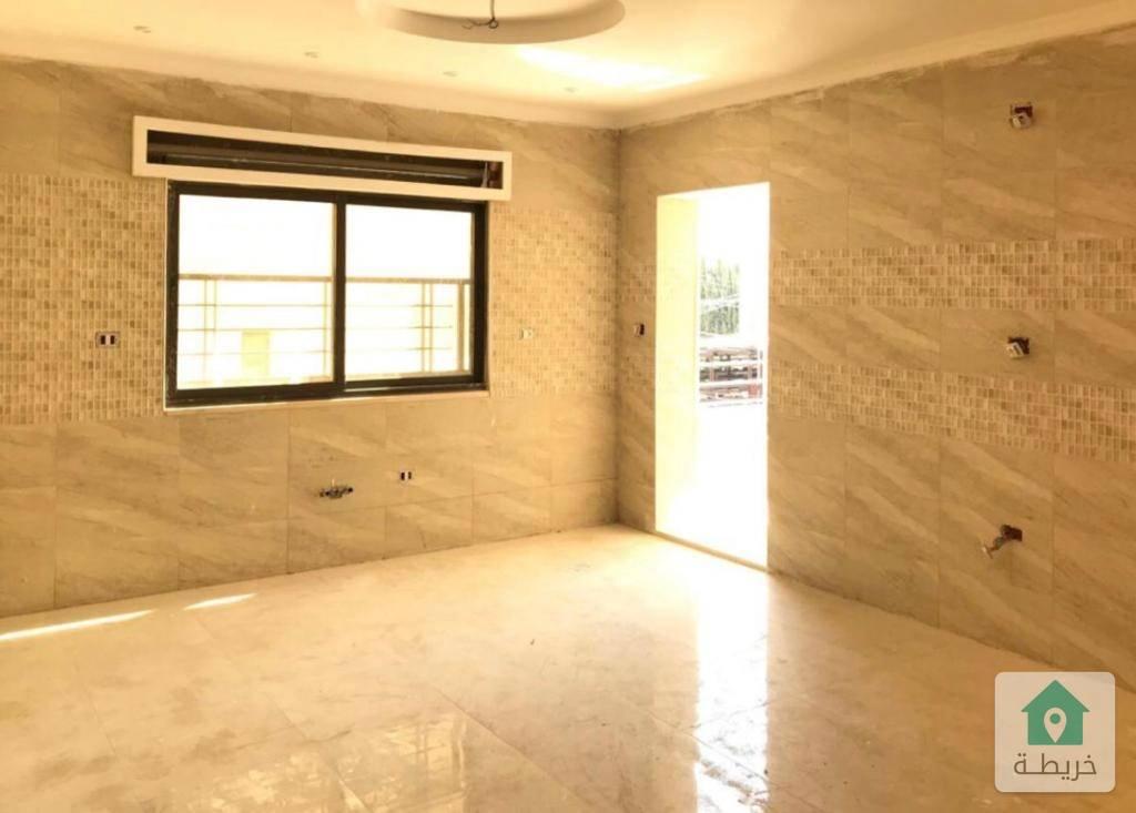 شقة ارضية فاخرة للبيع في دابوق منطقة المواصفات والمقاييس ذات موقع هادئ ومتوفر جميع الخدمات فاخرة جدا