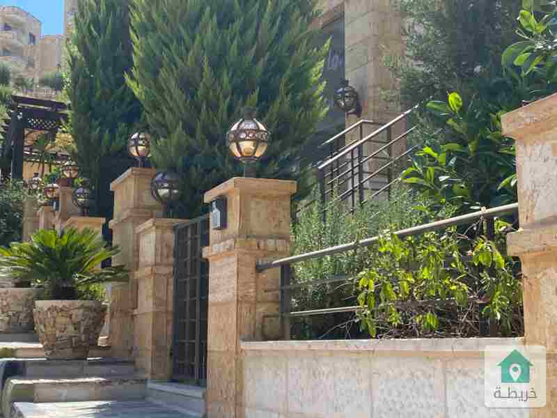 Luxury Apartment for sale  Amman - Dair Gbar