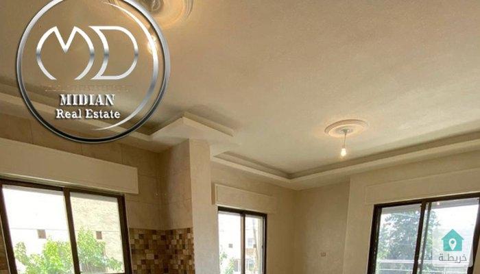 شقة جديدة اخير مع روف دوبلكس للبيع تلاع العلي مساحة 115م مع روف 85م بسعر مناسب