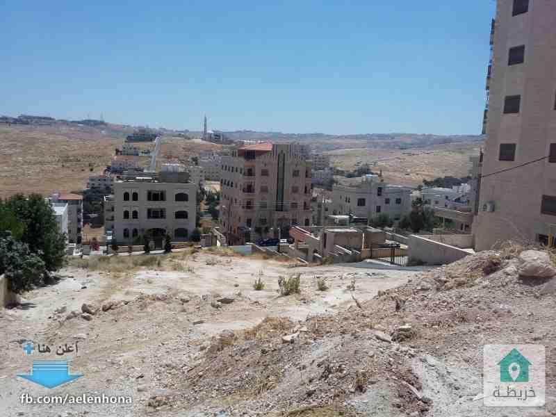 ارض للبيع في شفا بدران/ الكوم - قرب مسجد الحنان