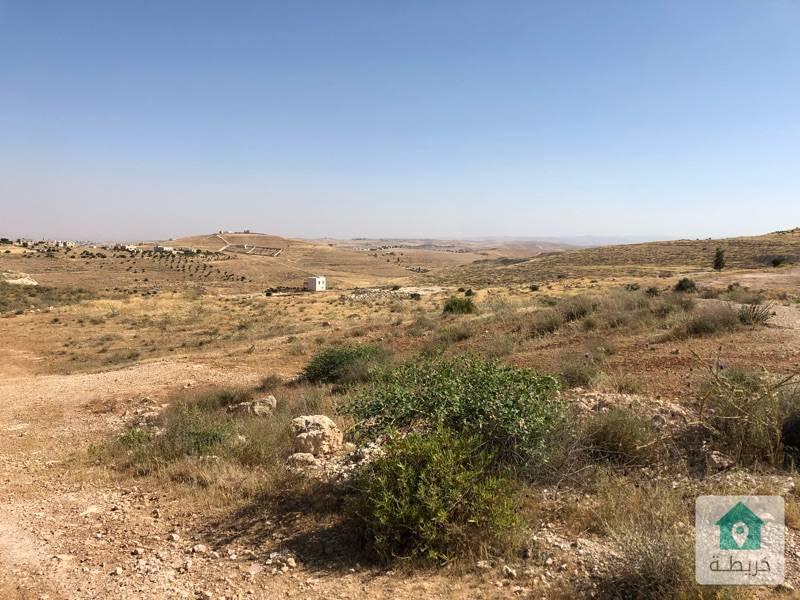 قطعة أراضي للبيع في منطقة بلعما, المداوير تبعد عن شارع الزرقاء - إربد الرئيسي 1.7كم