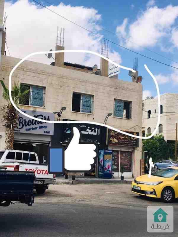 ابو نصير قرب دوار الثقافه قرب المركز الامني الشارع الرئيسي
