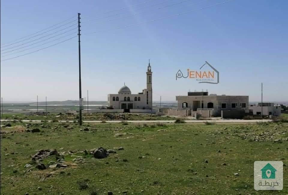 ارض للبيع القليب شارع عمان التنموي