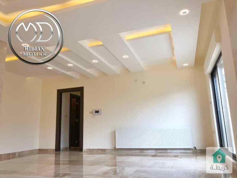 شقة دوبلكس اخير مع روف جديدة للبيع - خلدا خلف براديس مساحة 320م - تشطيبات سوبر ديلوكس.