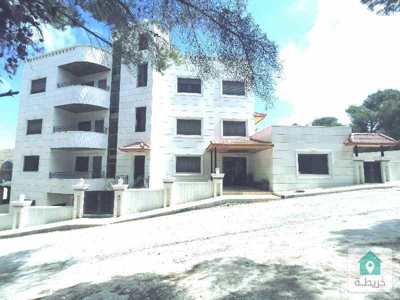 عمارة للبيع قرب منتزه يعقوب السلطي شارع الحريه