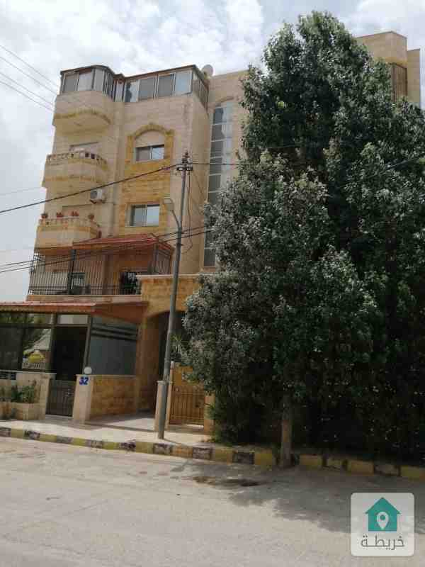 شقة مع روف للبيع في شفا بدران بالقرب من مدرسة ام طفيل