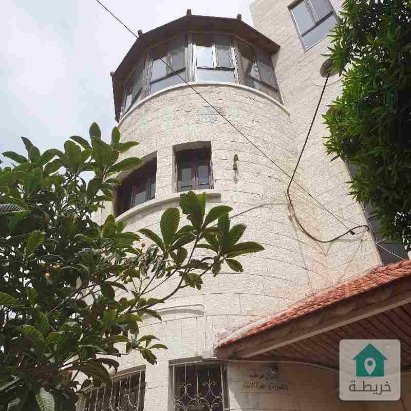 Frenshed  apartment  for rent jabal al weibdeh amman